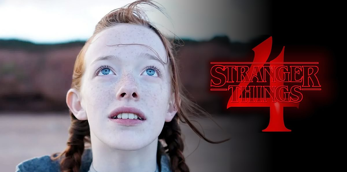 Stranger Things 4   Amybeth McNulty confirmada no elenco de Stranger Things série da Netflix