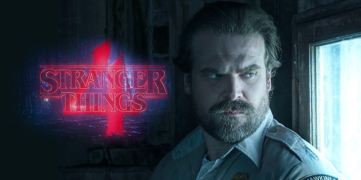 STRANGER THINGS 4 | David Harbor diz que a quarta temporada está preparando o fim da série