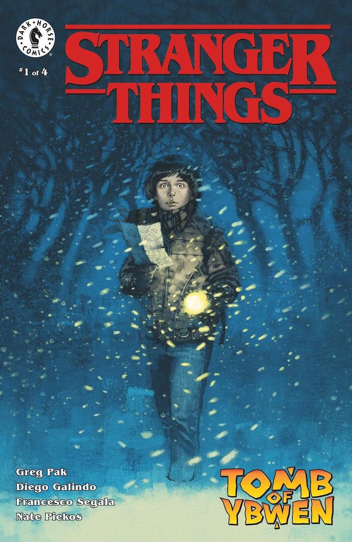 stranger things dark horse comics anuncia nova minisserie em quadrinhos da serie da netflix poster1 - STRANGER THINGS | Dark Horse Comics anuncia nova minissérie em quadrinhos da série da Netflix