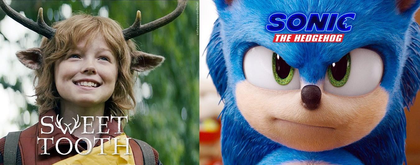 Sweet Tooth   Fã cria teoria conectando a série da Netflix ao universo do videogame de Sonic