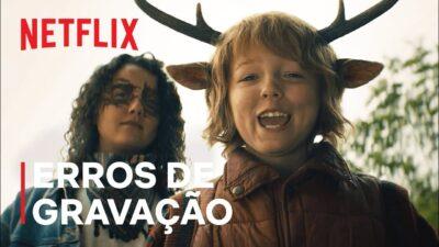 Sweet Tooth | Netflix divulga video de erros de gravação da série produzida por Susan Downey e Robert Downey Jr