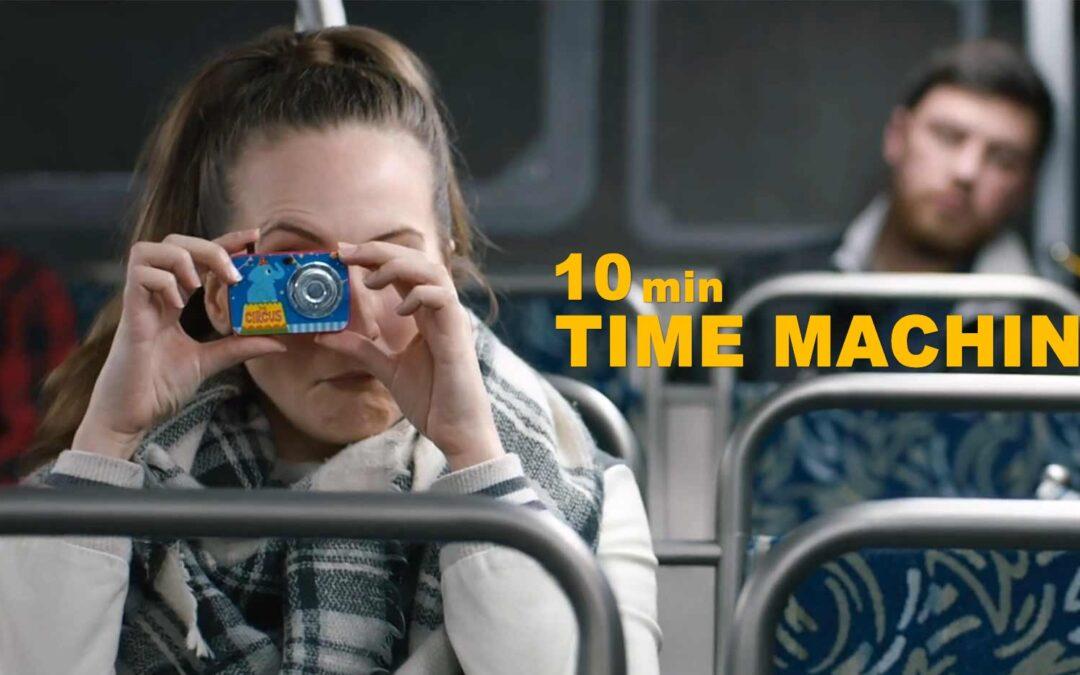 Ten Minute Time Machine | Curta-metragem de ficção científica onde casal viaja no tempo por 10 minutos