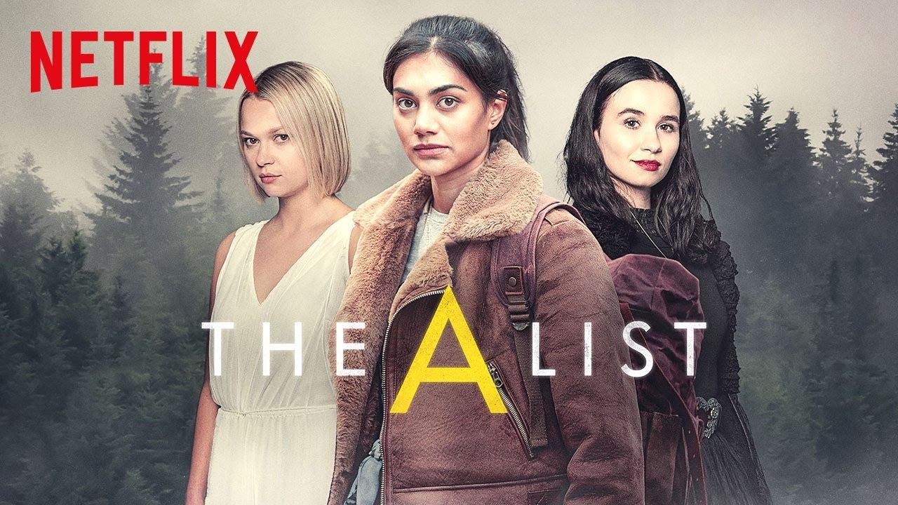 THE A LIST Segunda Temporada | Análise e Teorias por Lai Durso série NETFLIX