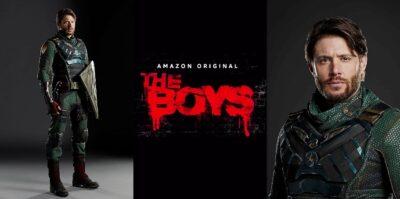 The Boys | Jensen Ackle aparece como Soldier Boy para terceira temporada da série da Amazon Prime
