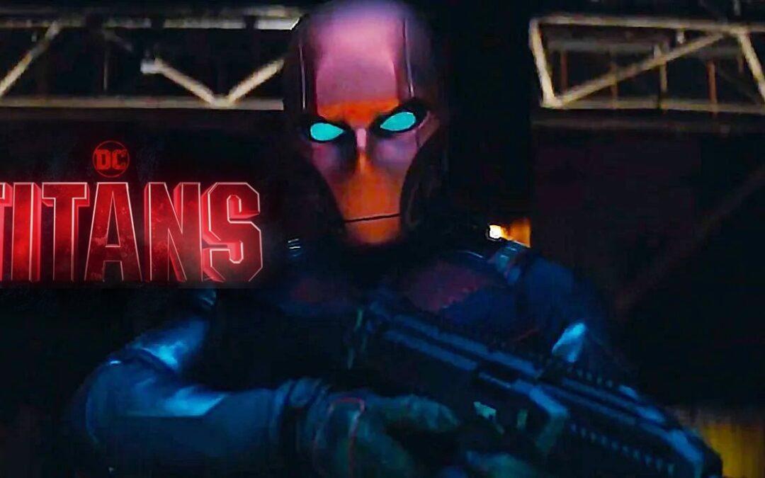 Titans Terceira Temporada | HBO MAX divulgou teaser dando um vislumbre do destino de Jason Todd