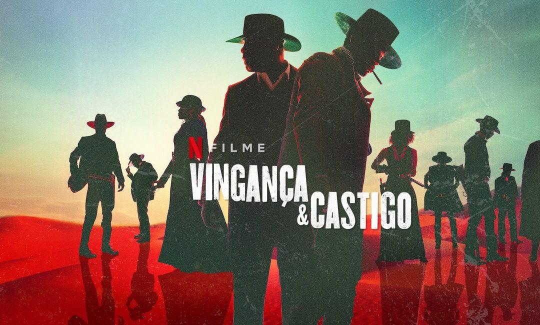 Vingança & Castigo | Netflix divulga trailer do western com Idris Elba e Jonathan Majors
