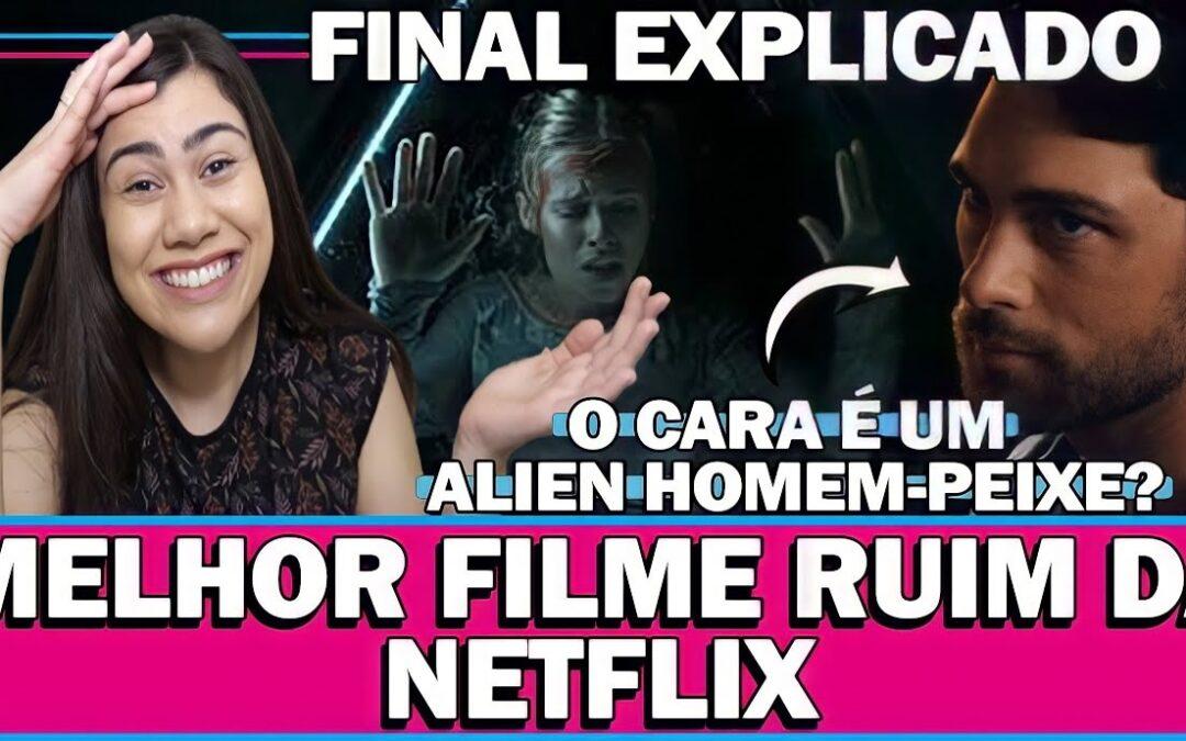 WHAT LIES BELOW | Análise divertida e Final explicado do melhor filme ruim da Netflix
