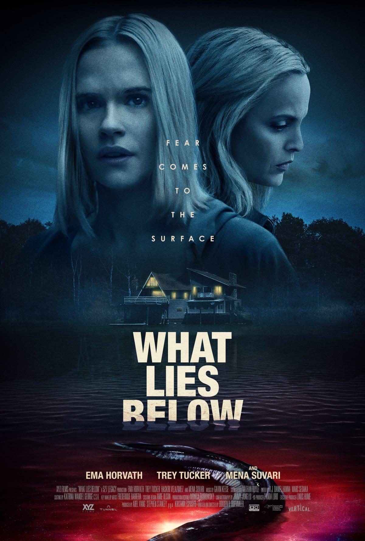 what lies below diretor explica final do filme de terror de sucesso no catalogo da netflix - What Lies Below | Diretor explica final do filme de terror de sucesso no catálogo da Netflix