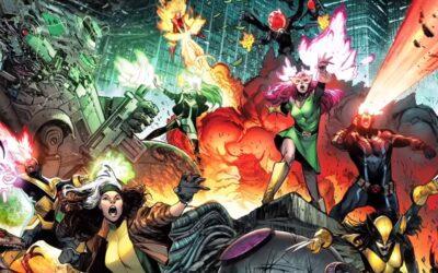 X-Men 1 | Marvel Comics divulga Trailer de lançamento da revista dos mutantes com nova formação
