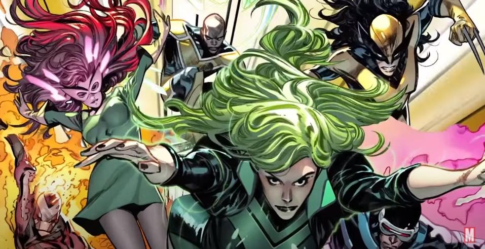 x men 1 marvel comics divulga trailer de lancamento da revista dos mutantes com nova formacao img2 - X-Men 1 | Marvel Comics divulga Trailer de lançamento da revista dos mutantes com nova formação