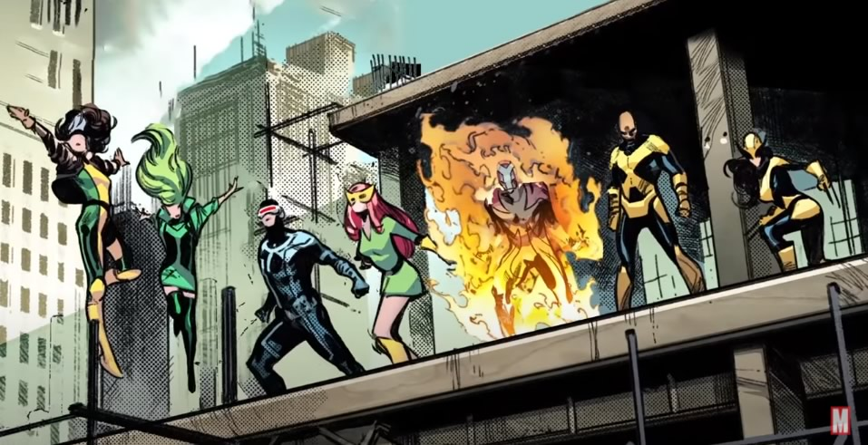 x men 1 marvel comics divulga trailer de lancamento da revista dos mutantes com nova formacao img3 - X-Men 1 | Marvel Comics divulga Trailer de lançamento da revista dos mutantes com nova formação
