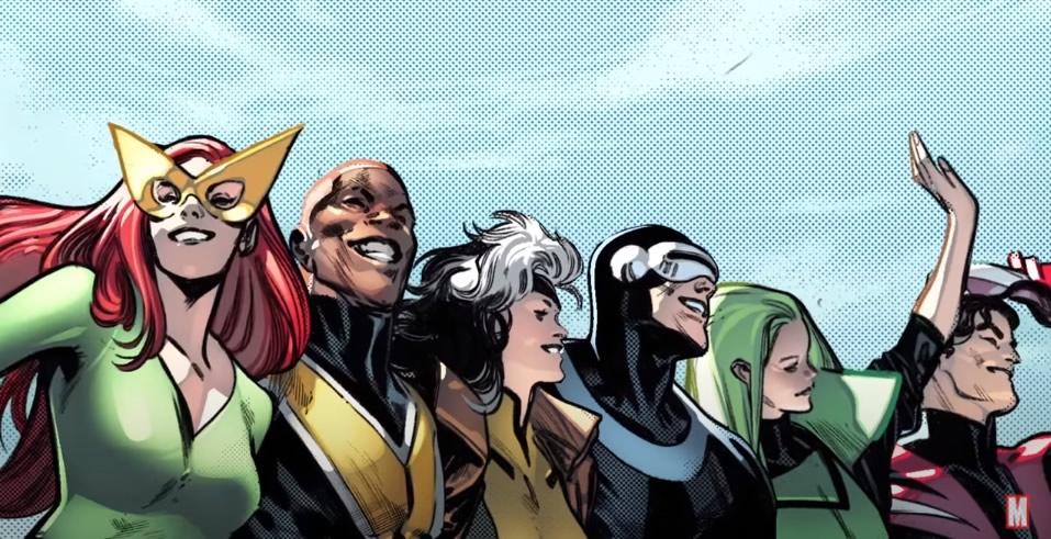 x men 1 marvel comics divulga trailer de lancamento da revista dos mutantes com nova formacao img4 - X-Men 1 | Marvel Comics divulga Trailer de lançamento da revista dos mutantes com nova formação