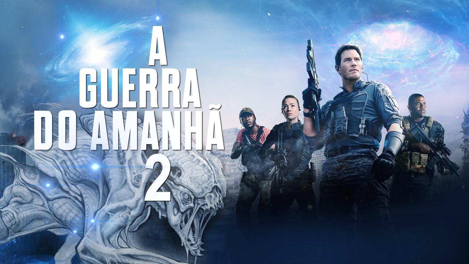 A Guerra do Amanhã 2 | Amazon Studios busca desenvolver sequência com a volta de Chris Pratt e o diretor Chris McKay