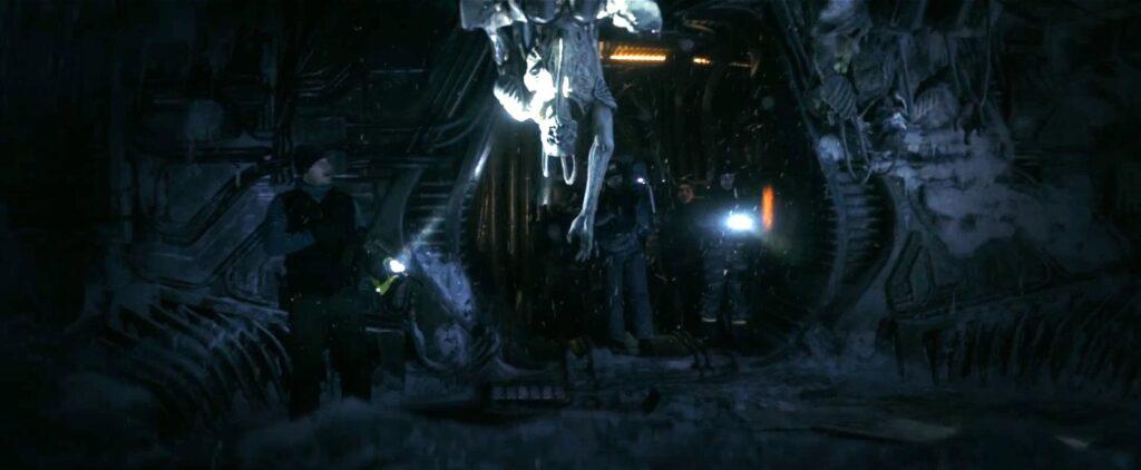 a guerra do amanha aliens humanoides colonizadores img1 1024x422 - A Guerra do Amanhã - Análise e Teoria sobre o final da Ficção Científica com Chris Pratt na Amazon Prime Video