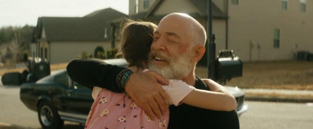 a guerra do amanha reconciliacao familiar familia forrest james e muri se conhecem 1024x422 - A Guerra do Amanhã - Análise e Teoria sobre o final da Ficção Científica com Chris Pratt na Amazon Prime Video