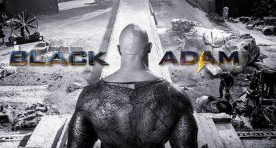 Adão Negro | Dwayne Johnson compartilhou imagens de destruição no set do filme da DC