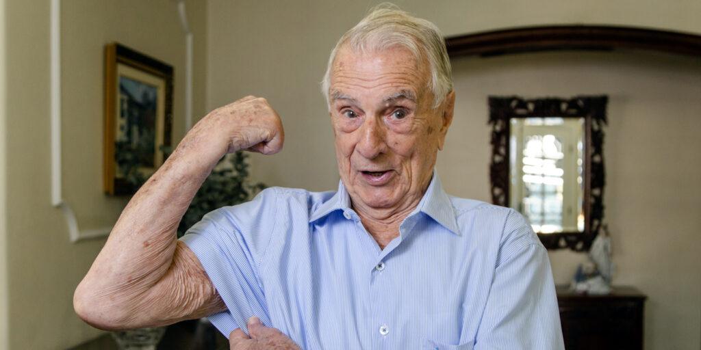 Orlando Drummond   Dublador, ator e humorista e faleceu nesta terça-feira aos 101 anos