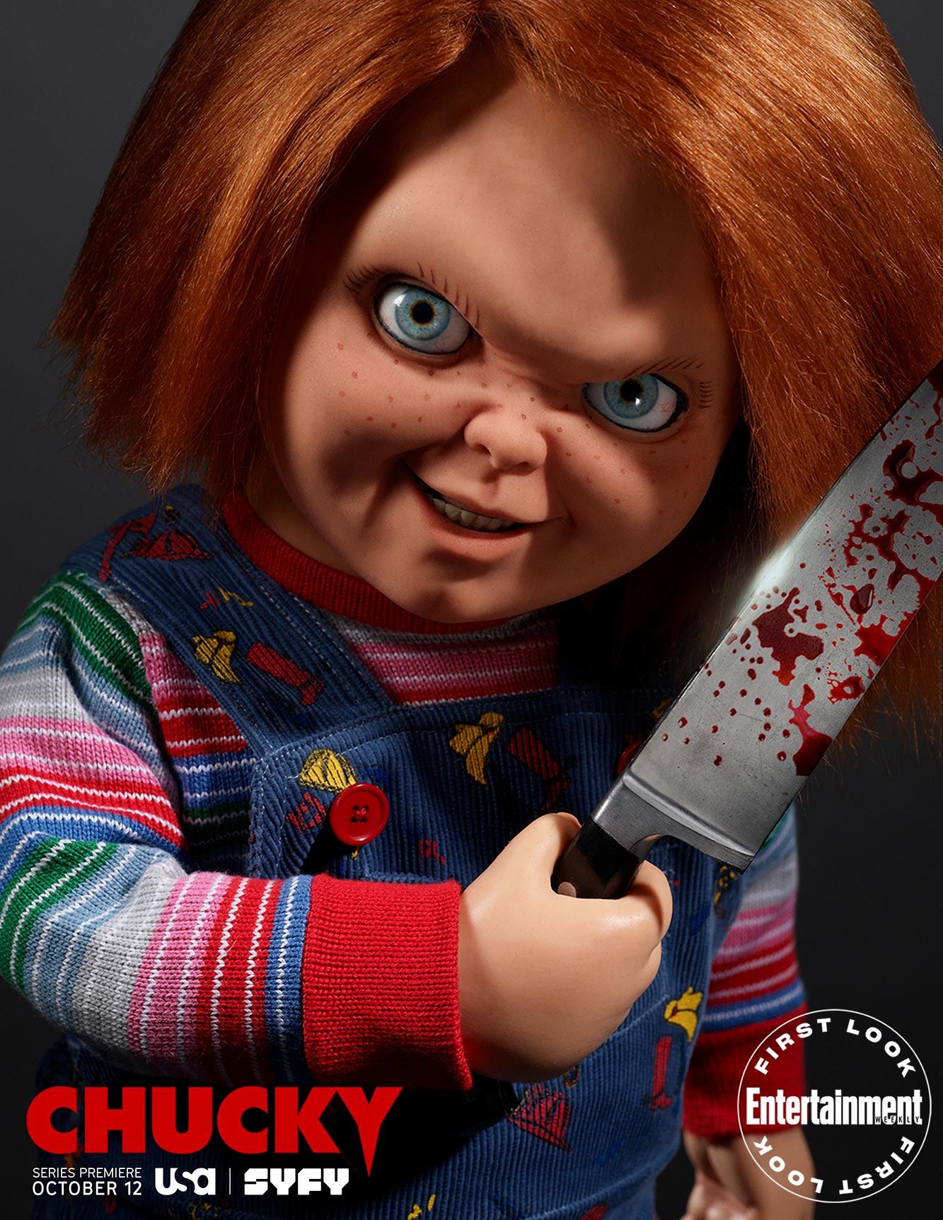 CHUCKY | Trailer da série do canal Syfy traz o retorno do brinquedo assassino