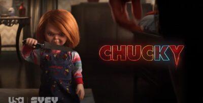 CHUCKY | Trailer da série do canal Syfy traz o brinquedo assassino pronto para matar