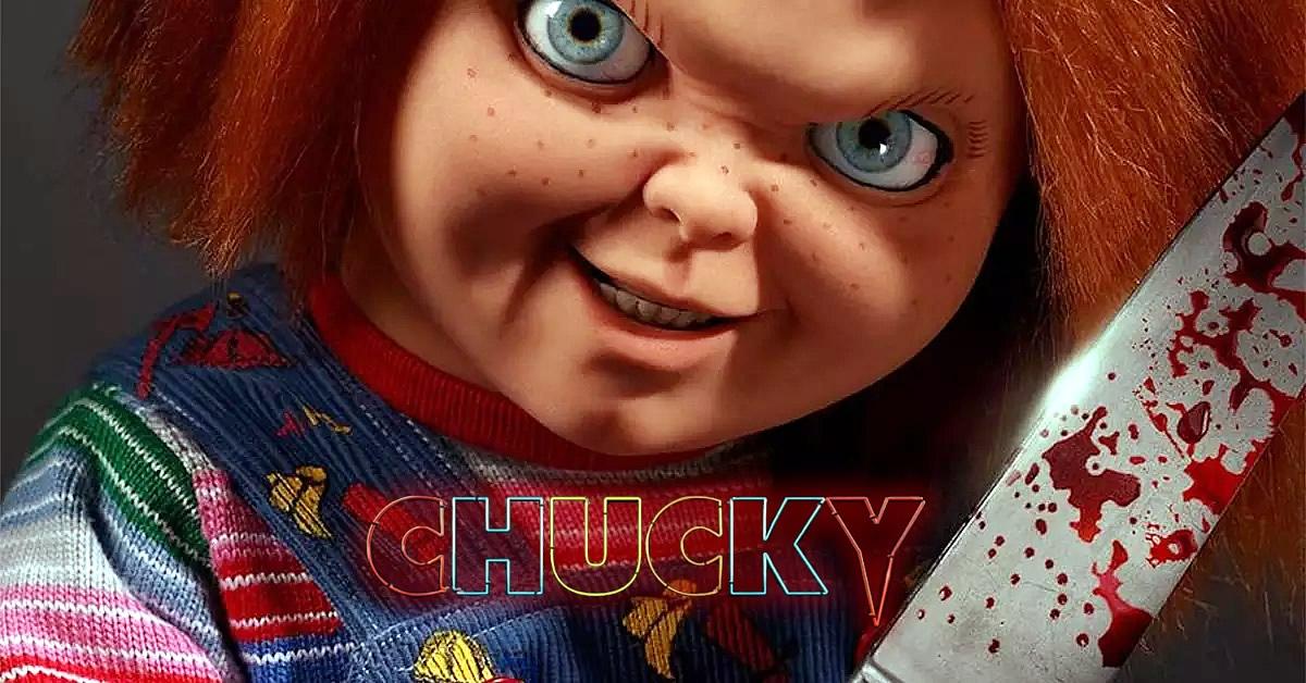 CHUCKY   Série do canal Syfy divulga novo trailer com a volta do dublador original Brad Dourif