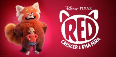 Red: Crescer é uma Fera | Uma jovem se transforma em um panda vermelho gigante na nova animação da Pixar