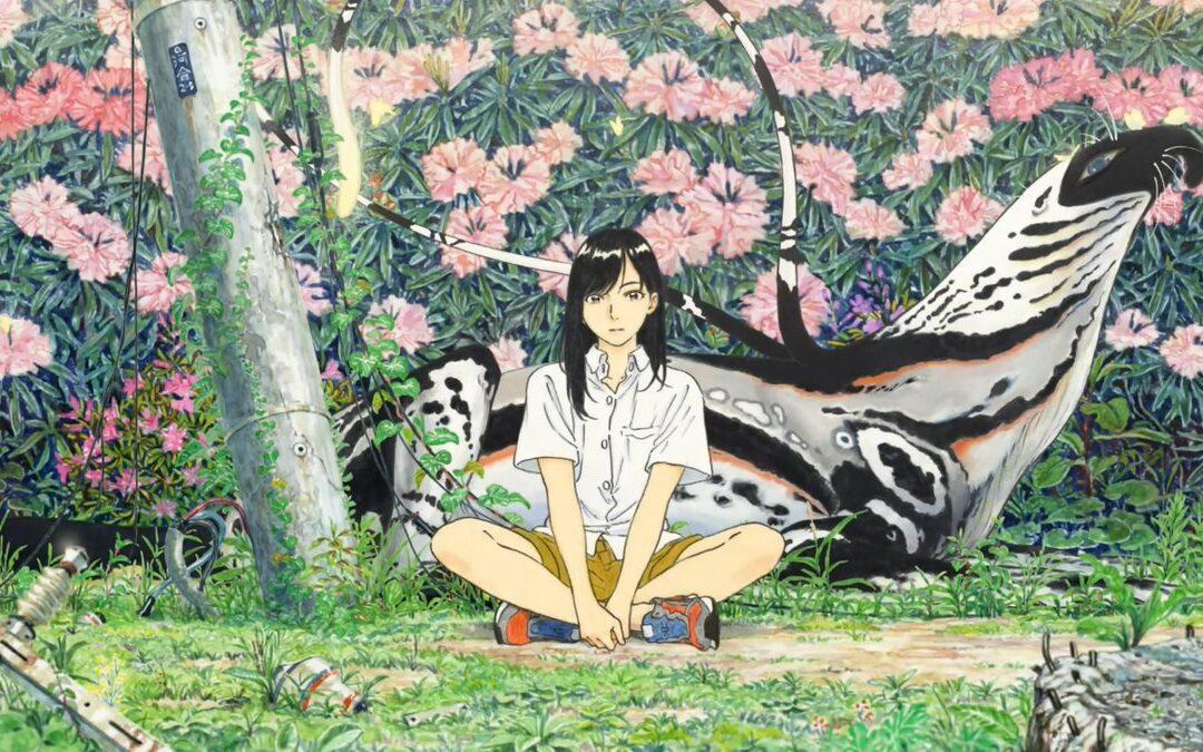 Puparia | Animador Shingo Tamagawa apresenta um curta-metragem de 3 minutos e making of