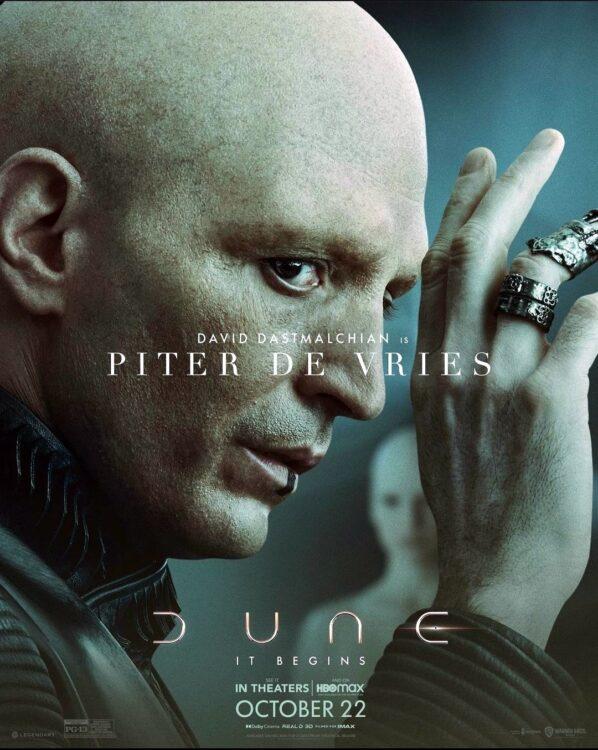Duna de Denis Villeneuve | Warner Bros divulga trailer da adaptação cinematográfica de Frank Herbert