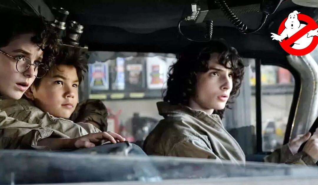 Ghostbusters Mais Além | Trailer dublado com ar de nostalgia divulgado pela Sony Pictures