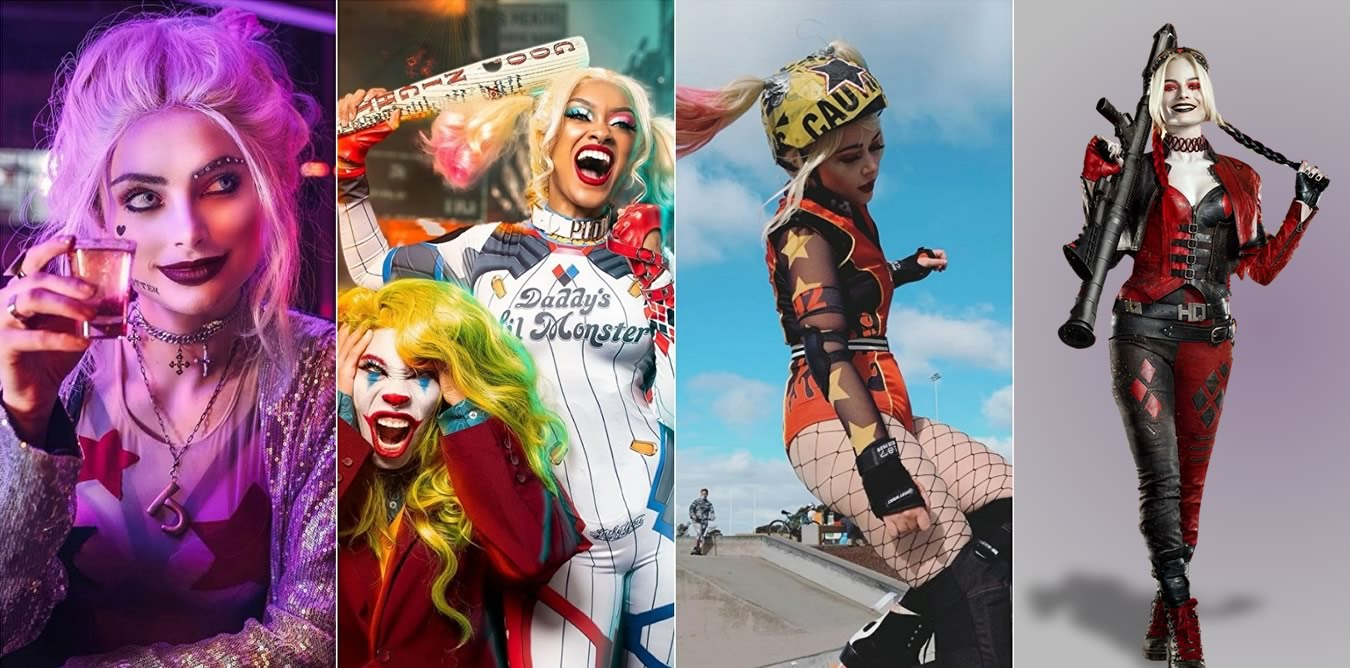 Harley Quinn: os 7 principais trajes de cosplay que vão deixar sua aparência legal em 2021