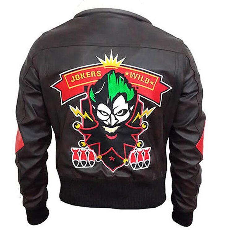 Jaqueta Harley Quinn do Esquadrão Suicida