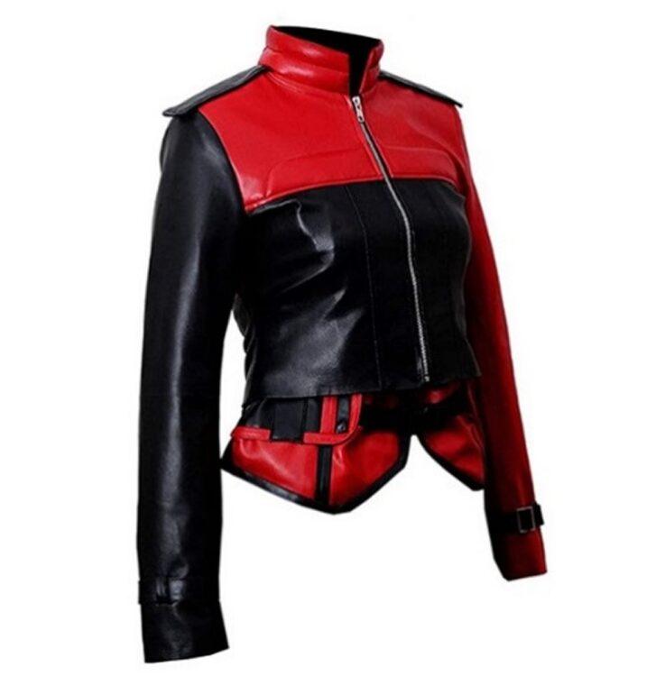 Jaqueta Harley Quinn Injustice 2