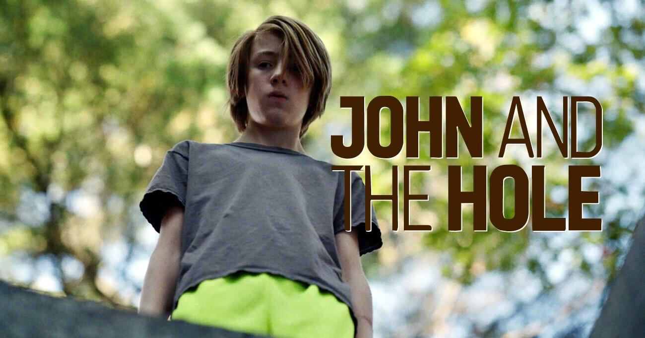 John and the Hole - Suspense psicológico com Michael C. Hall e Charlie Shotwell