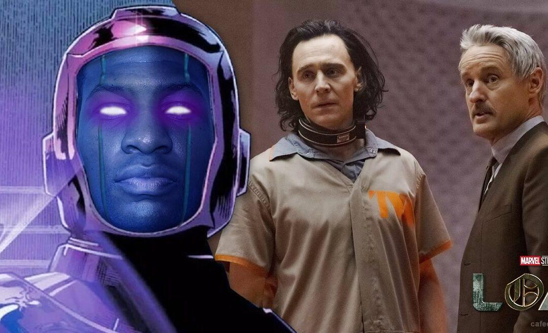 Kang o Conquistador de Jonathan Majors e Multiversos no último episódio da série Loki da Marvel Studios