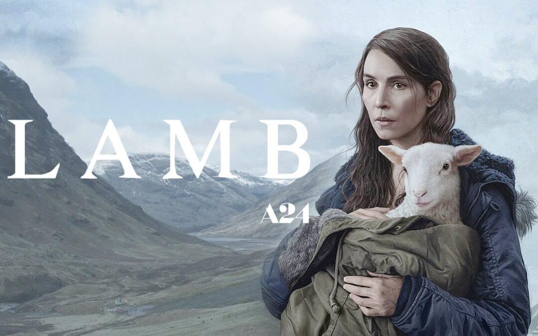 LAMB | Terror Islandês da A24 com Noomi Rapace ganha trailer e data de lançamento