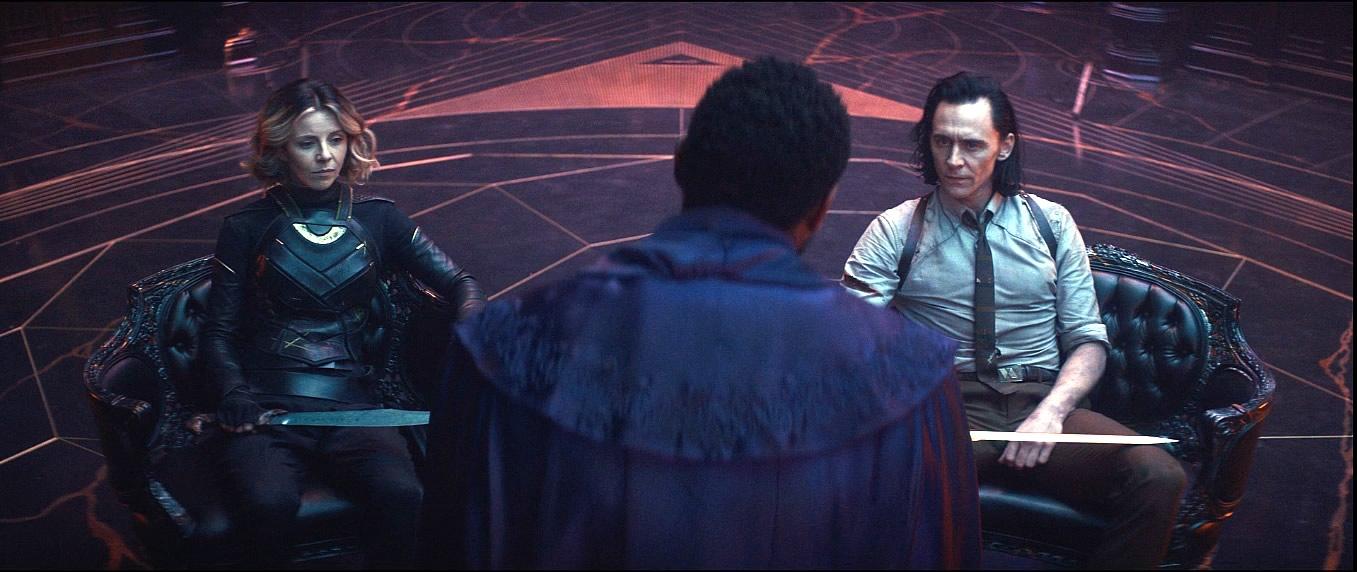 Loki epsiódio 6 - Aquele que Permanece avisa a Loki e Sylvie sobre suas Variantes