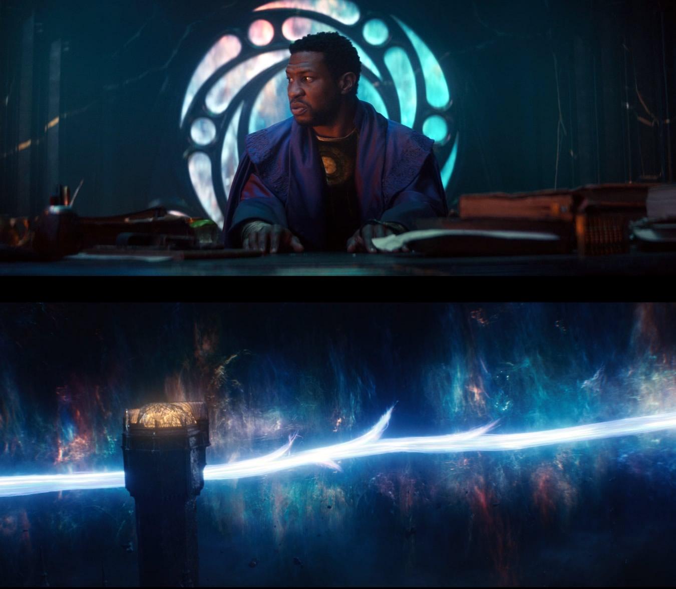 Loki episódio 6 - quele que Permanece sente que algo ocorreu com a Linha Sagrada