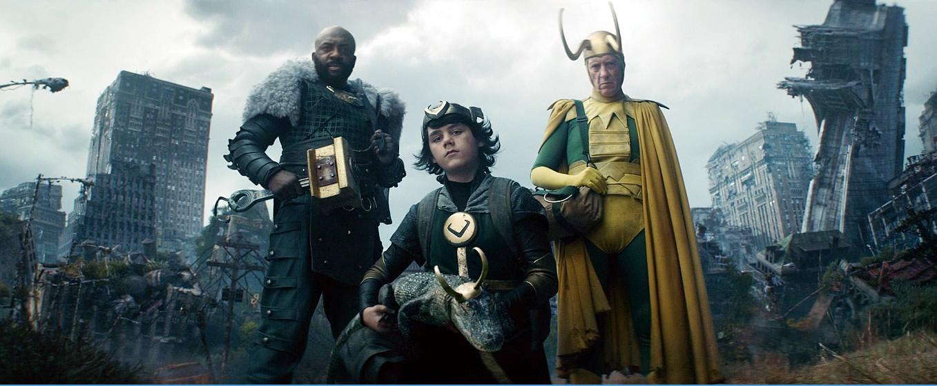 LOKI | Série da Marvel Studios tem pôsteres individuais divulgados das Variantes Loki do episódio 4 - Cena pós-créditos