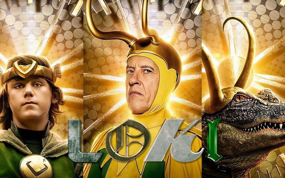 LOKI | Série da Marvel Studios tem pôsteres individuais divulgados das Variantes Loki do episódio 4