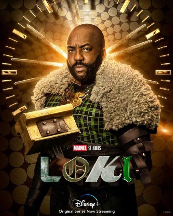 LOKI | Série da Marvel Studios tem pôsteres individuais divulgados das Variantes Loki - Boastful Loki