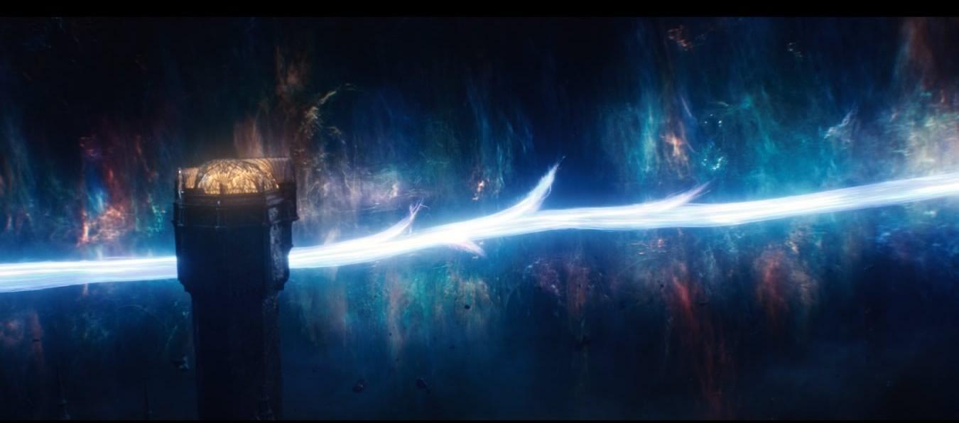 Multiverso sendo criado na Linha Sagrada do Tempo em Loki episódio 6