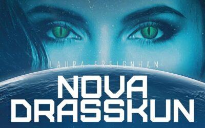 Nova Drasskun – O Despertar da Híbrida | Livro de ficção científica de Laura Freignham