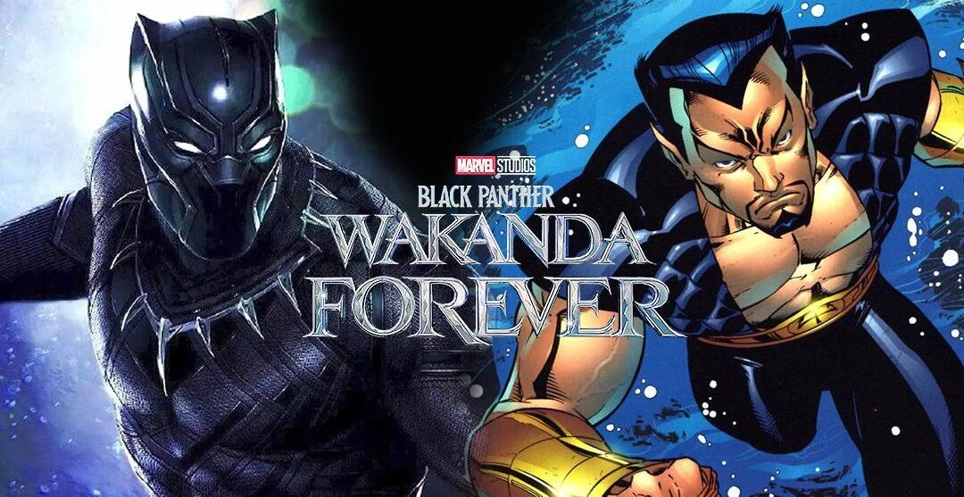 PANTERA NEGRA: WAKANDA FOREVER | Sinopse vazada revela guerra entre Wakanda e Atlantis