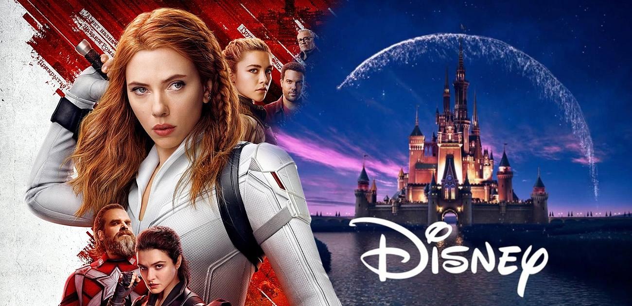 Scarlett Johansson processa Disney por lançamento de Viúva Negra em sua plataforma de streaming