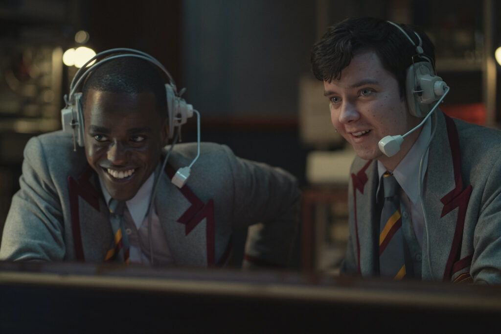 sex education 3 netflix img1 1024x682 - Sex Education terceira temporada | Trailer com o anúncio oficial para matrículas no Colégio Moordale