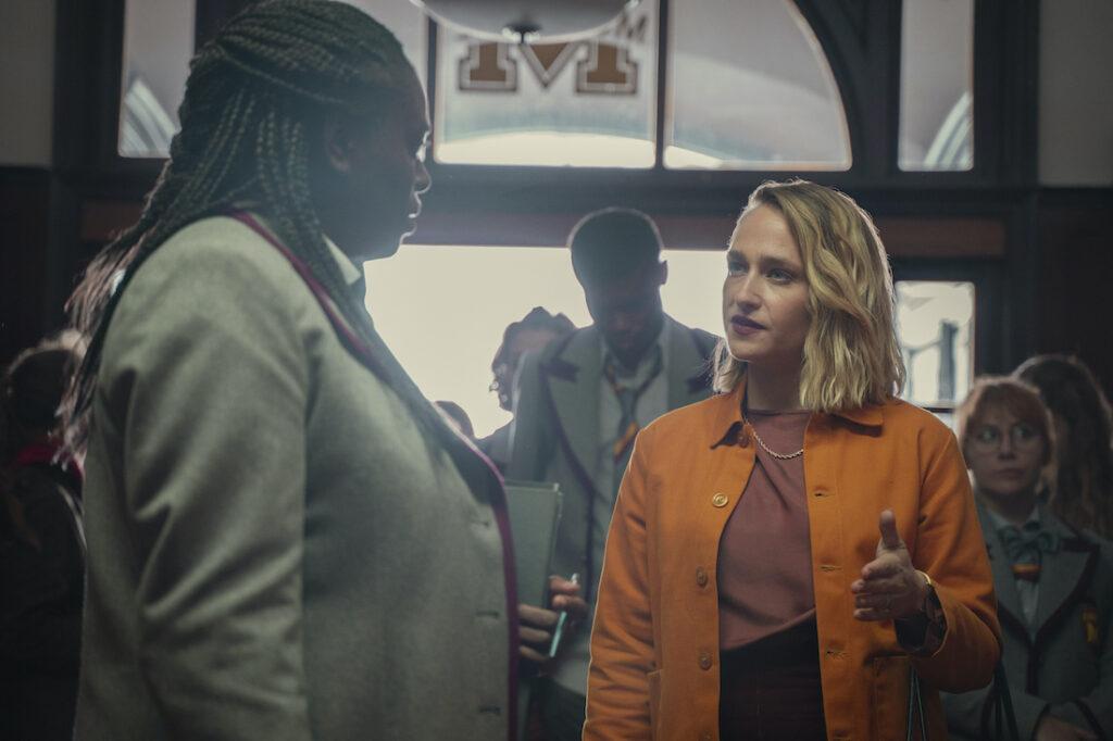 sex education 3 netflix img4 1024x682 - Sex Education terceira temporada | Trailer com o anúncio oficial para matrículas no Colégio Moordale