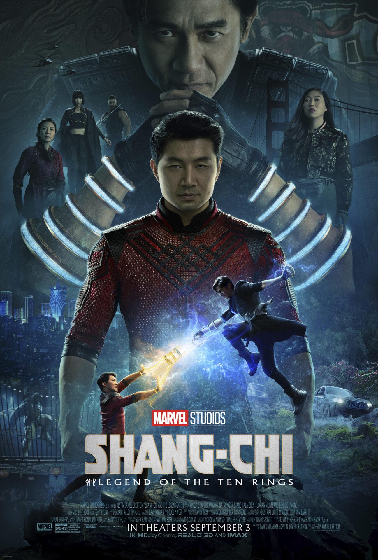 Shang-Chi e a Lenda dos Dez Anéis    Video Feature aborda a origem do novo super-herói da Marvel