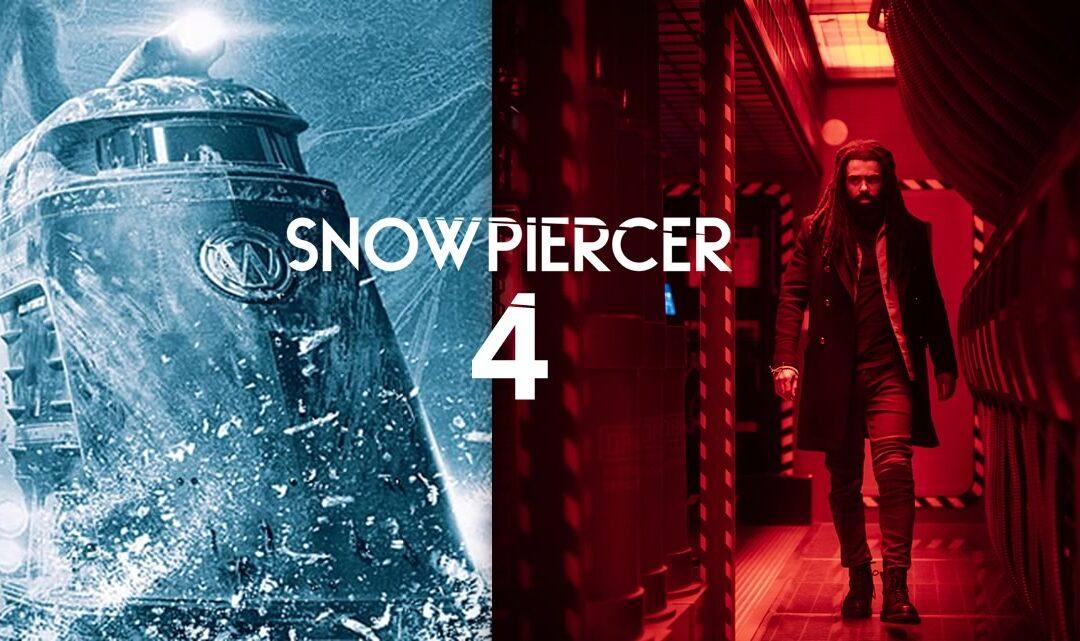 Snowpiercer 4 | Renovada para quarta temporada a série com Jennifer Connelly e Daveed Diggs