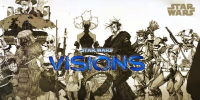 Star Wars: Visions | Série antológica de curtas animes do universo de Star Wars no Disney Plus