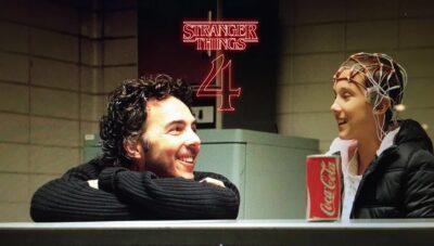 Stranger Things 4 | Diretor Shawn Levy promete que quarta temporada chegará em breve e será a MAIOR de todas