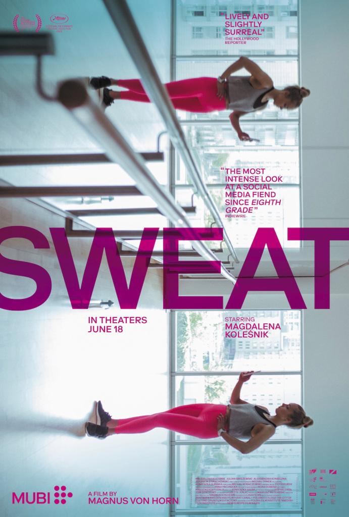 SWEAT   Um retrato sobre o drama de uma influenciadora de fitness com Magdalena Koleśnik